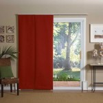 Sliding Patio Door Curtain Panels
