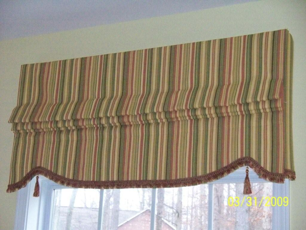 Soft Cornice Window Treatments