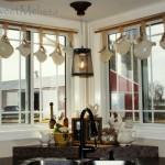Unique Window Treatments for Kitchen