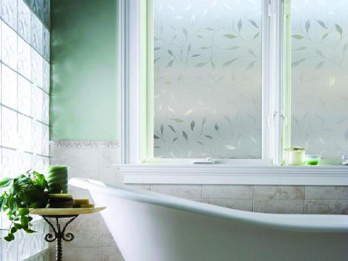 Window Film Bathroom Privacy Window Treatments Design Ideas