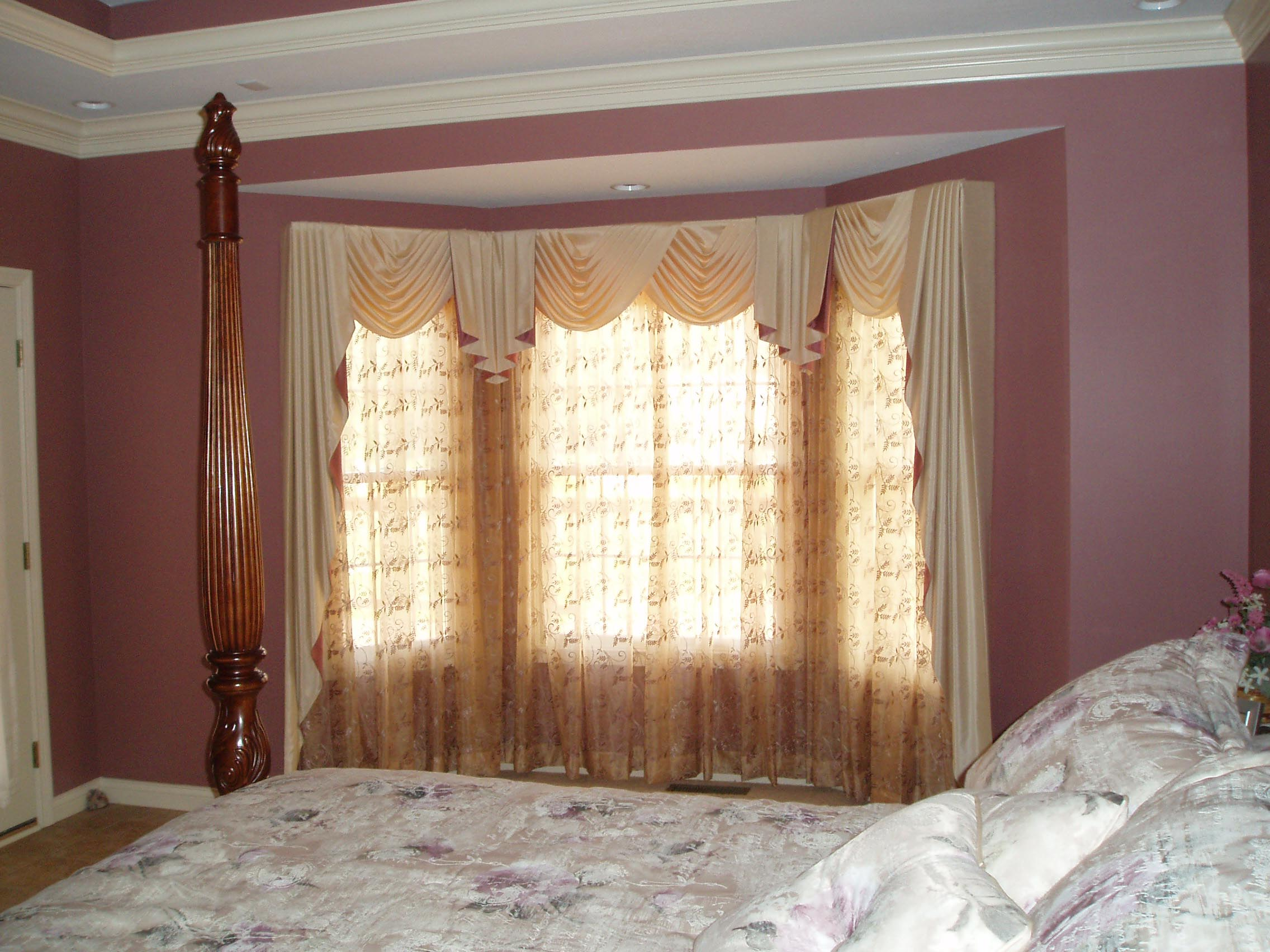Window Treatments Bay Window