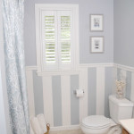Window Treatments for a Bathroom