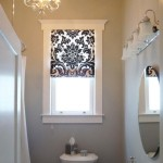 Window Treatments for Bathroom