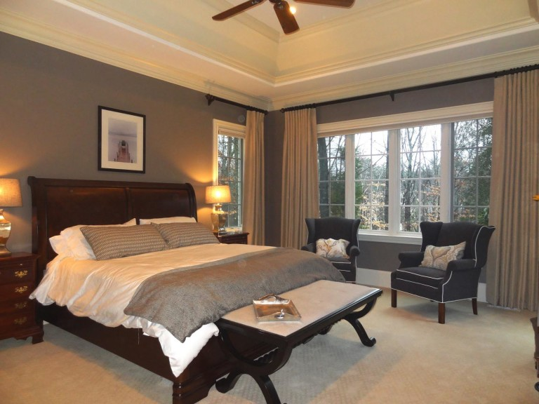 Window Treatments for Master Bedroom