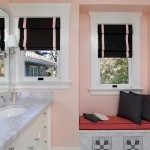Window Treatments for Small Bathroom Window