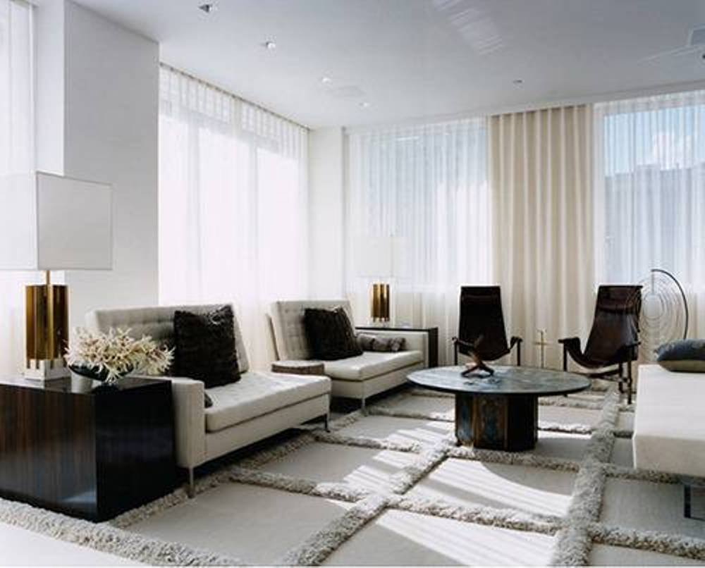 Window treatments modern window treatments design ideas Contemporary drapes window treatments