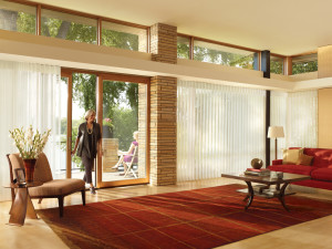 Window Treatments Sliding Door