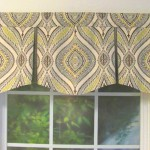 Almost Custom Window Valances