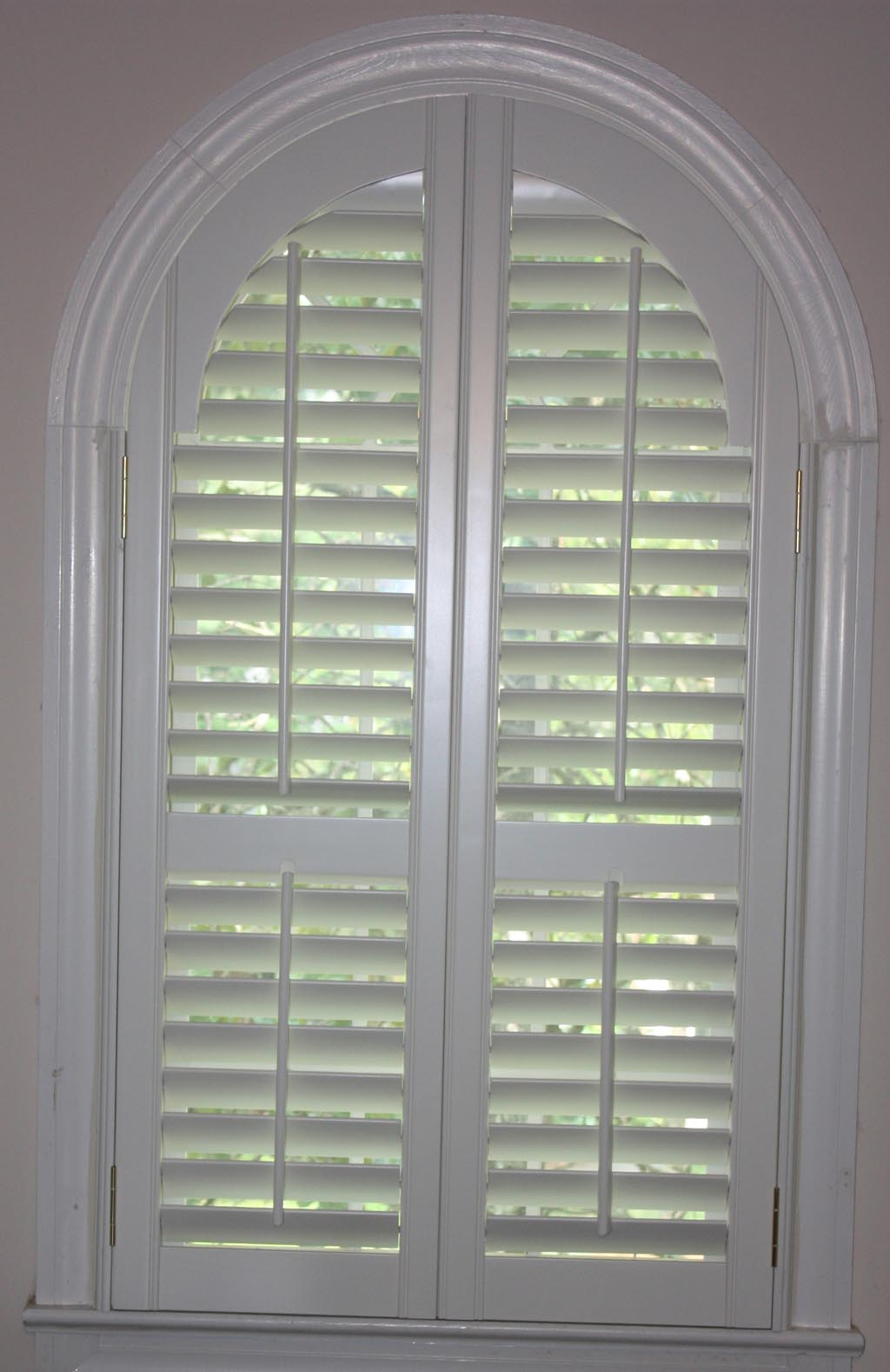 Arch Top Window Blinds