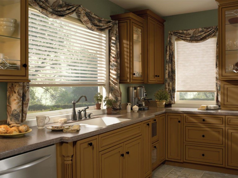 Best Blinds for Kitchen Window