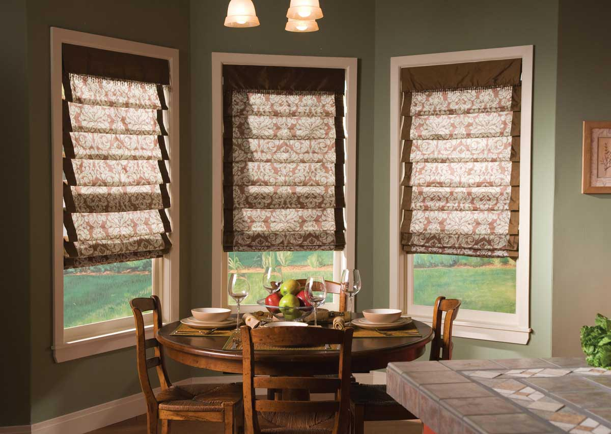 Best Blinds For Kitchen Windows Window Treatments Design Ideas