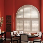 Blinds for Arched Shaped Windows