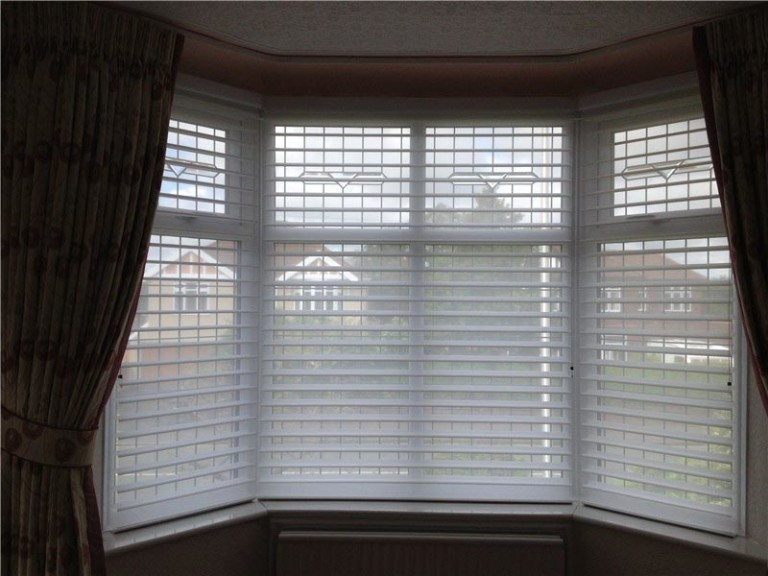 Blinds for Bay Windows Ideas
