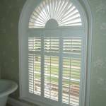 Blinds for Half Arch Windows