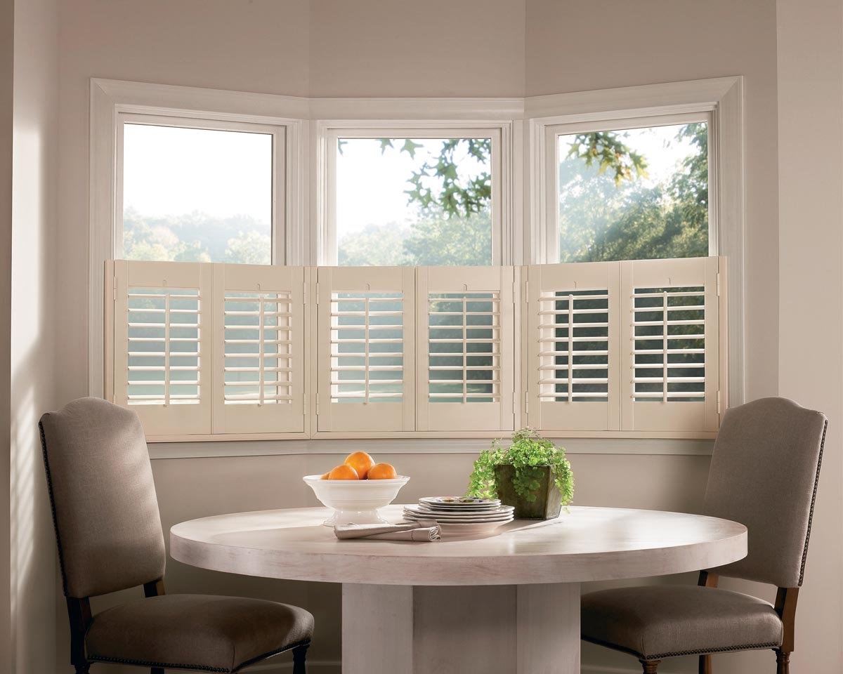 Blinds for kitchen windows window treatments design ideas for Window blinds with designs