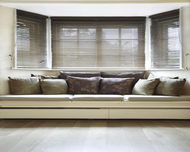 Blinds for Large Bay Windows