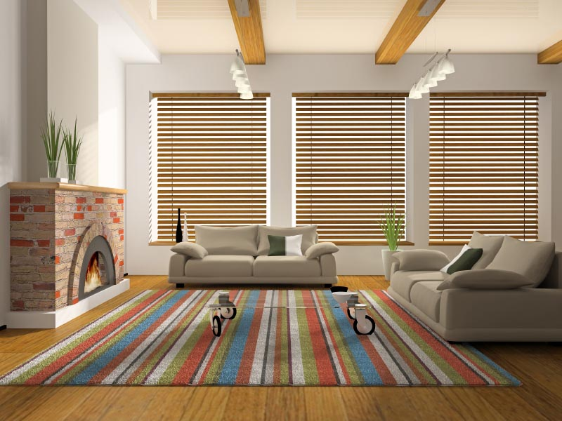 Blinds for large windows window treatments design ideas for Blind ideas for large windows