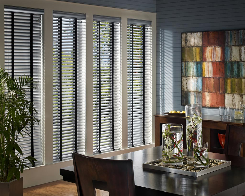 Blinds for very large windows window treatments design ideas for Window coverings for large picture window