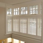 Blinds Square Bay Window