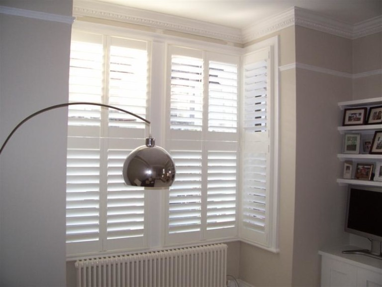 Box Bay Window Blinds
