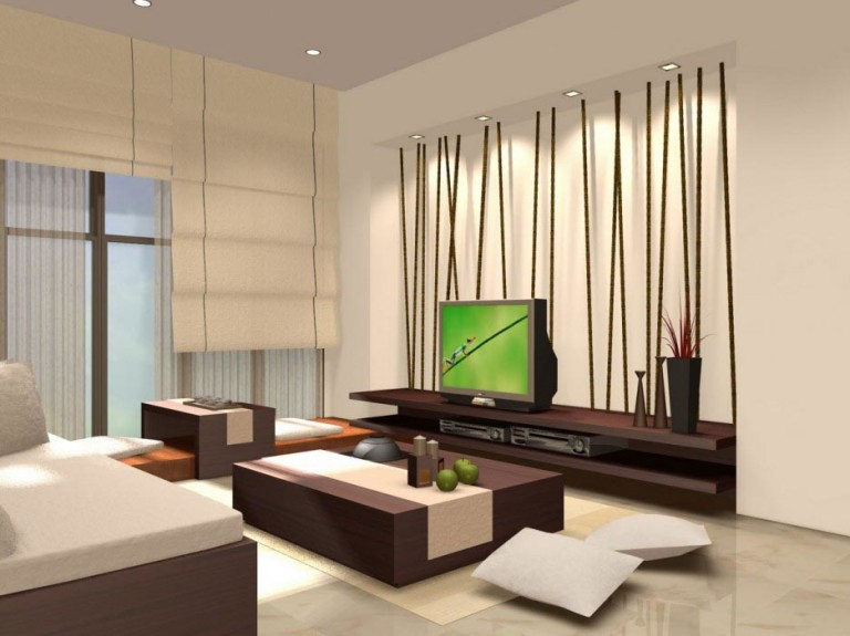 Contemporary Blinds for Large Windows