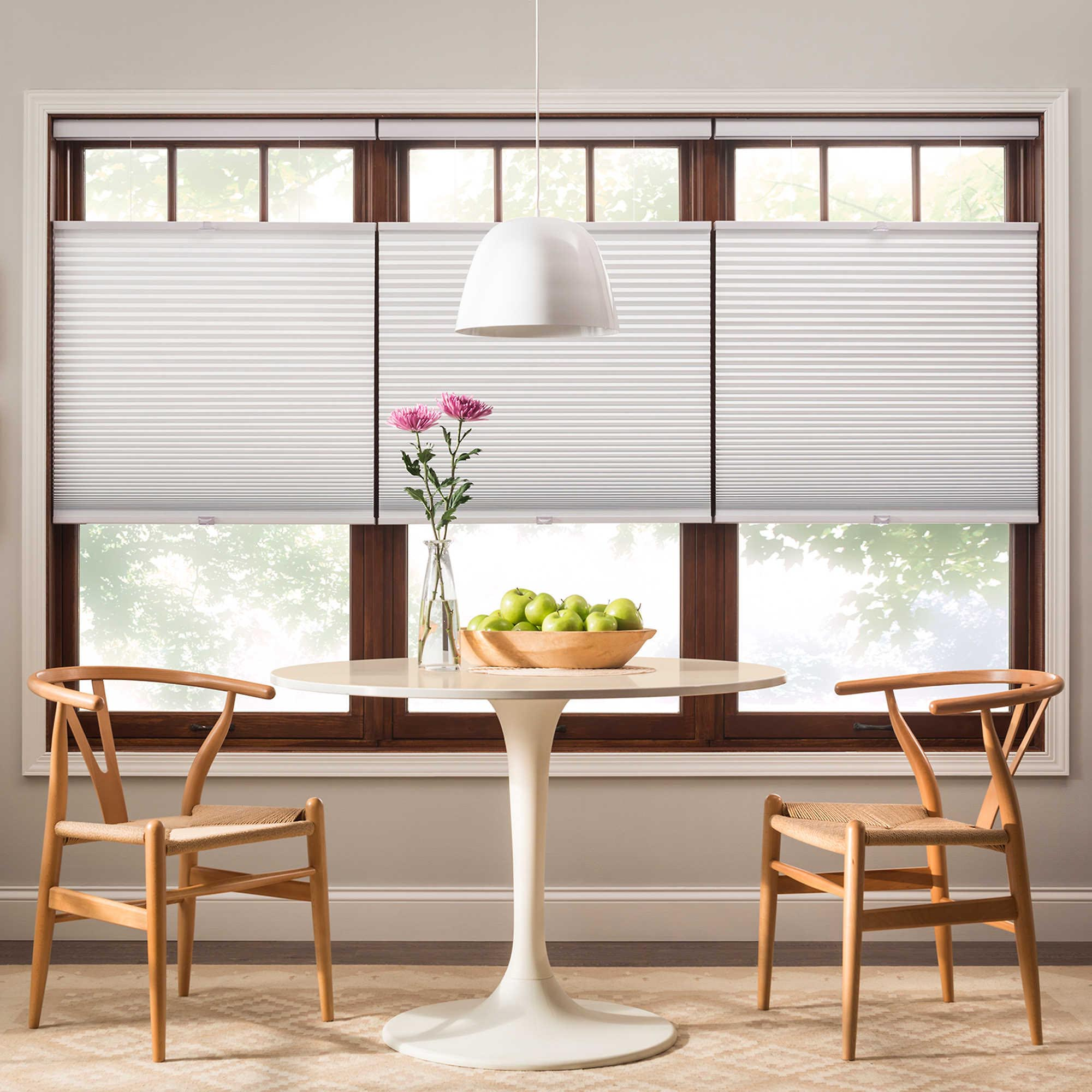 Cordless Cellular Window Blinds Window Treatments Design