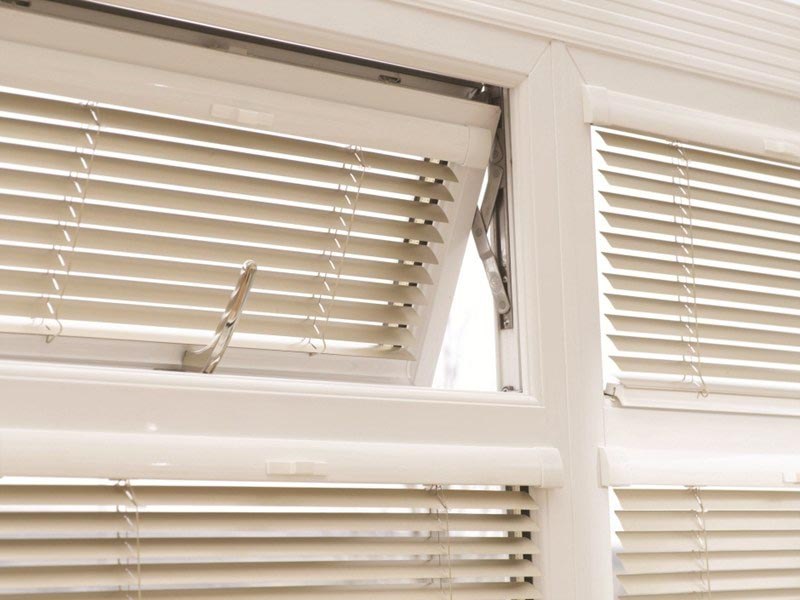 Cordless Pleated Window Blinds