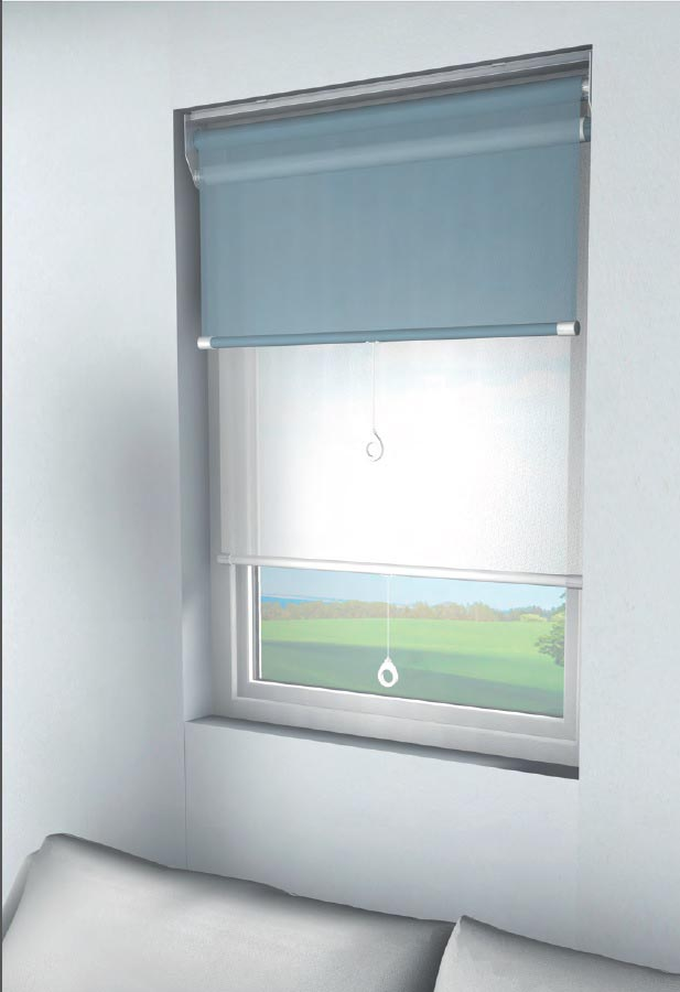 Cordless Window Blinds Shades