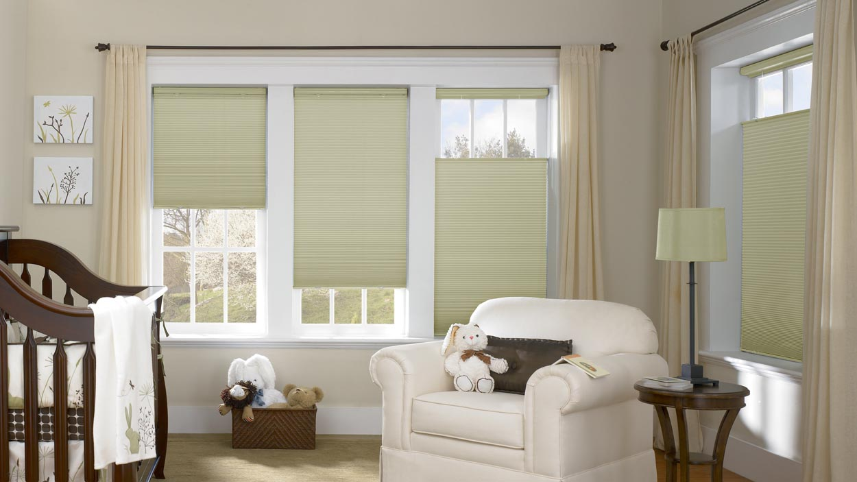 Cordless Window Shades Blinds
