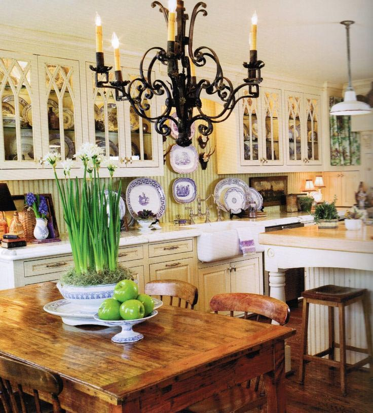 Country French Valances Kitchen Window Treatments Design Ideas