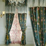 Country Style Curtains Valances