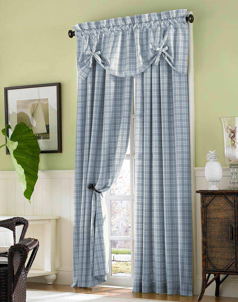 Country Valances for Bedroom