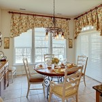 Country Valances for Kitchen