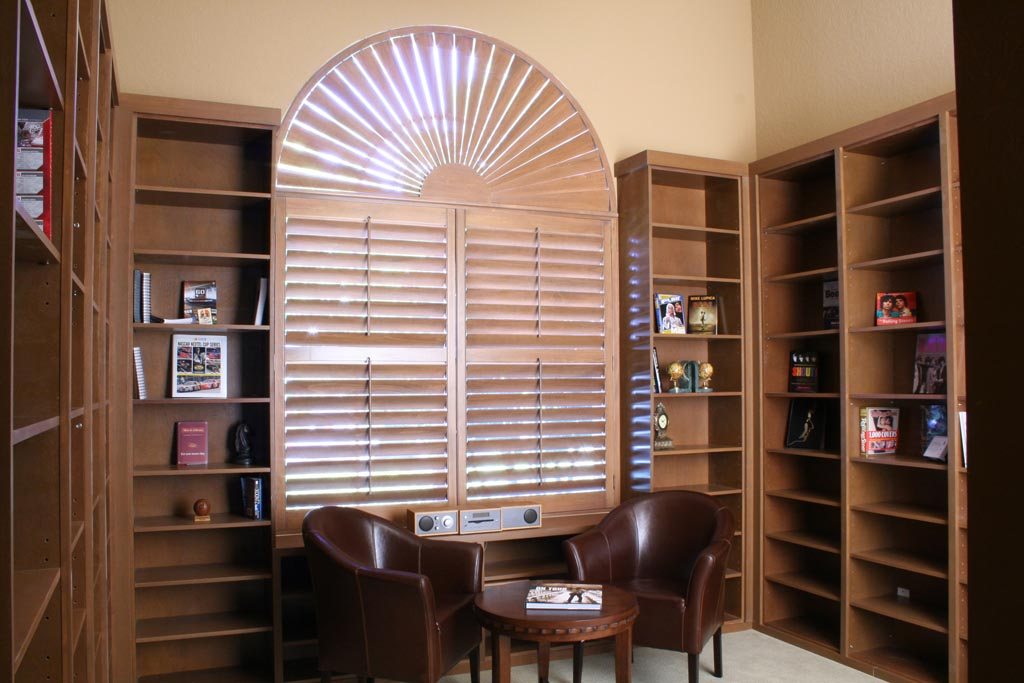 Custom Blinds for Arched Windows