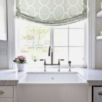 Custom Kitchen Window Valance