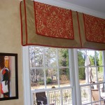 Custom Valances Window Treatments