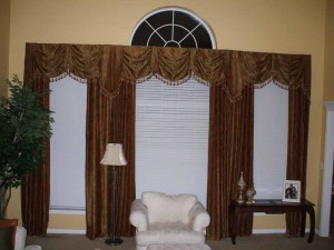 Custom Window Valance Ideas