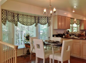 Custom Window Valance Treatments