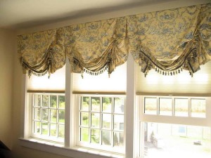 Custom Window Valances Ideas