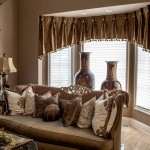 Fancy Valances for Living Room