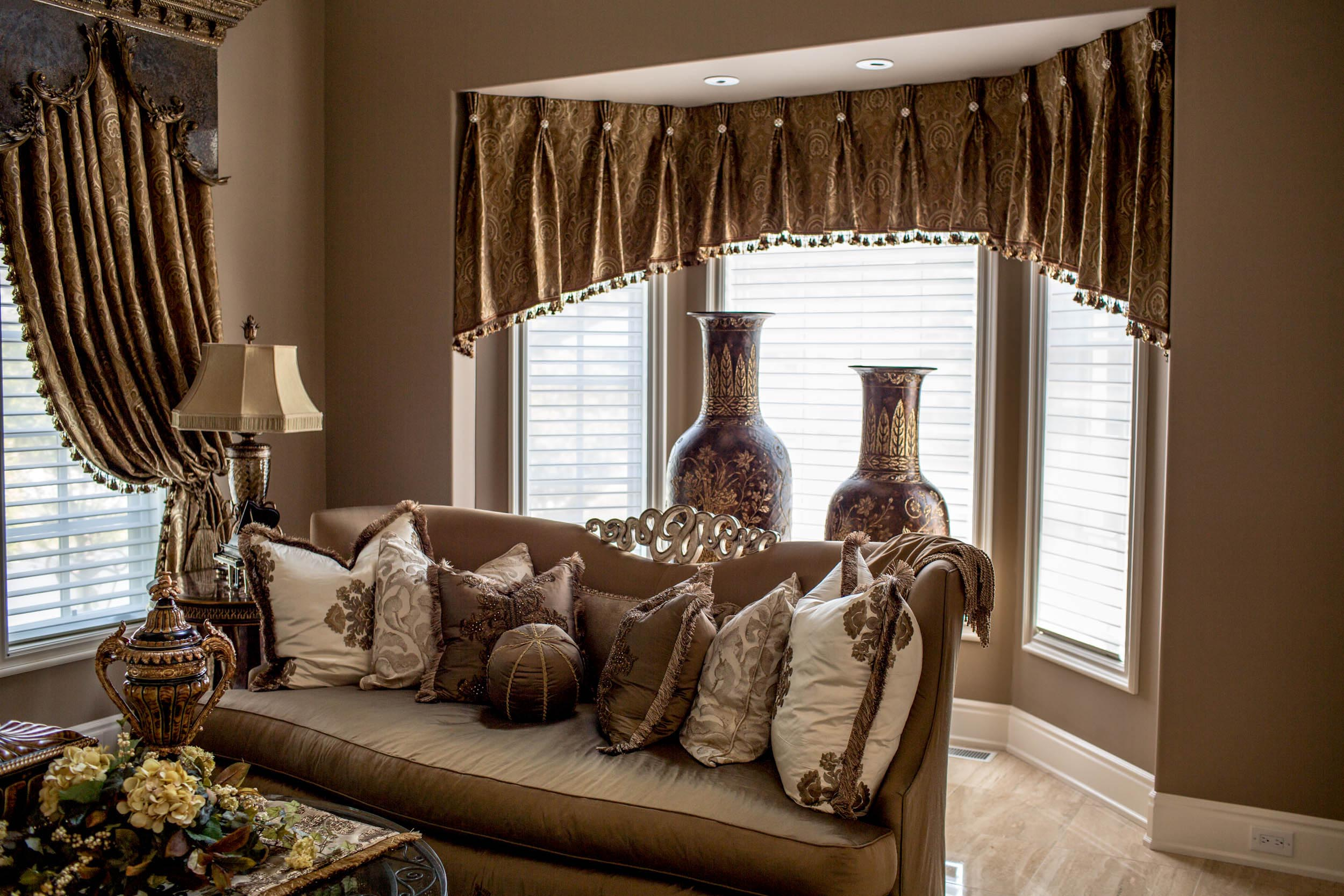 Curtain Valances For Living Room Fancy