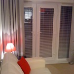 Fitting Vertical Blinds in a Bay Window