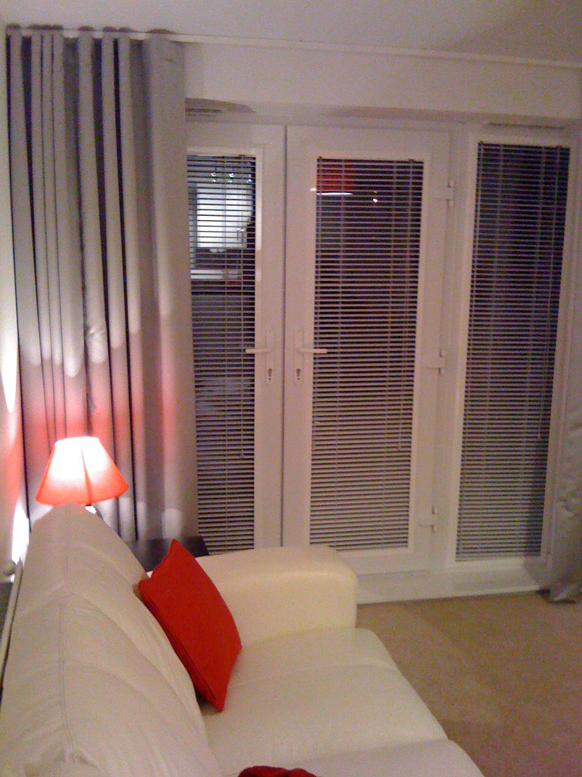 Fitting Vertical Blinds In A Bay Window Window