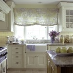 French Country Kitchen Valances