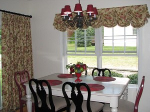 French Country Valances Windows