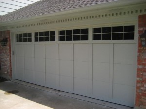 Garage Door Window Blinds