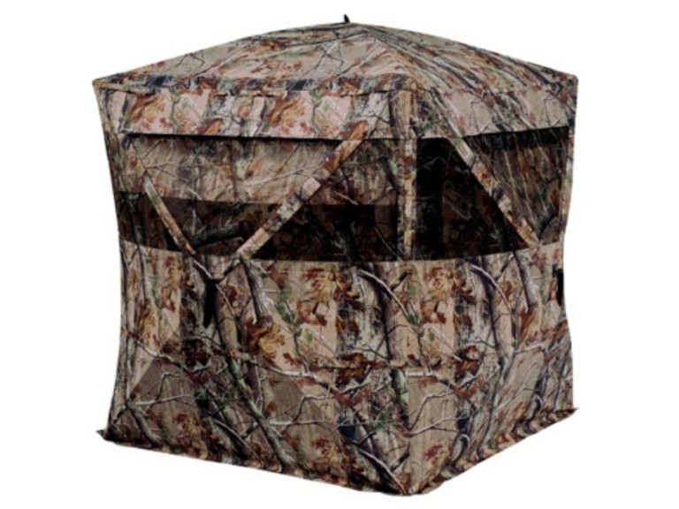 Ground Blind Magnetic Windows