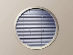 Half Arch Window Blinds