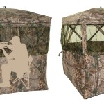 Hunting Blind Magnetic Windows