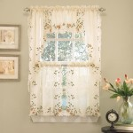 Kitchen Curtain Swags and Valances